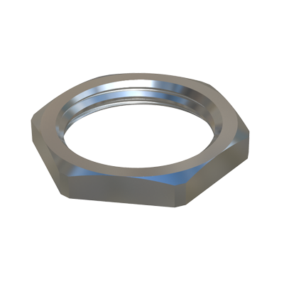 Hexagonal lock nut