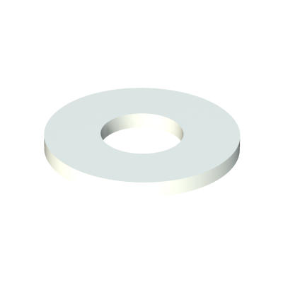 Washers special materials PA66 - PP - POM - PVDF